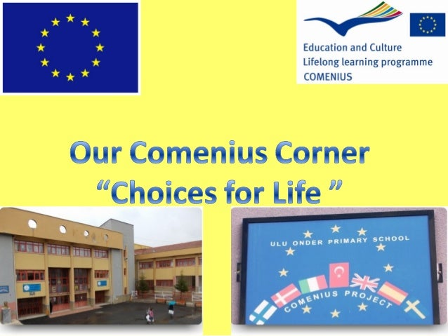 Turkey Comenius Corner  2012-2013