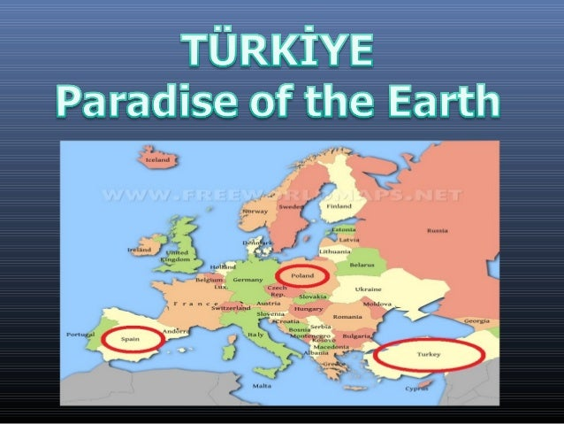 TURKEY IN BRIEF : Official Name : The Republic of Turkey (Türkiye Cumhuriyeti) Founder : Mustafa Kemal ATATÜRK ( 1881-1938...