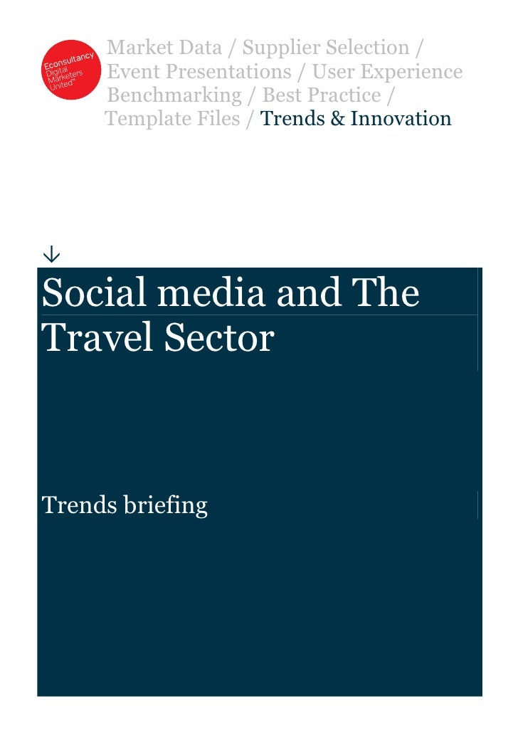 Turkish airlines social media_travel sector_trends briefing