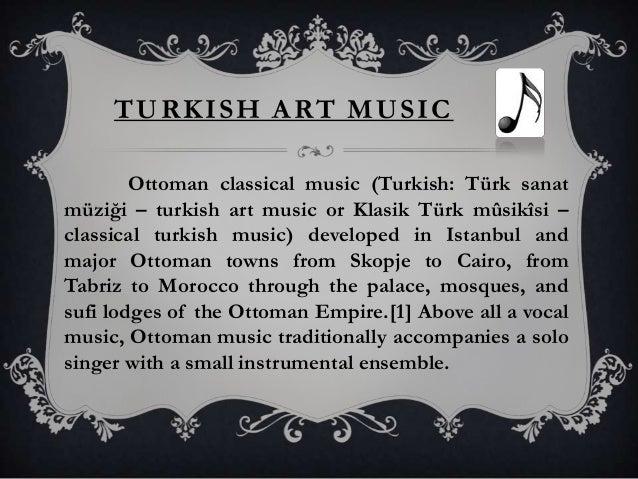 Turkish classical art music