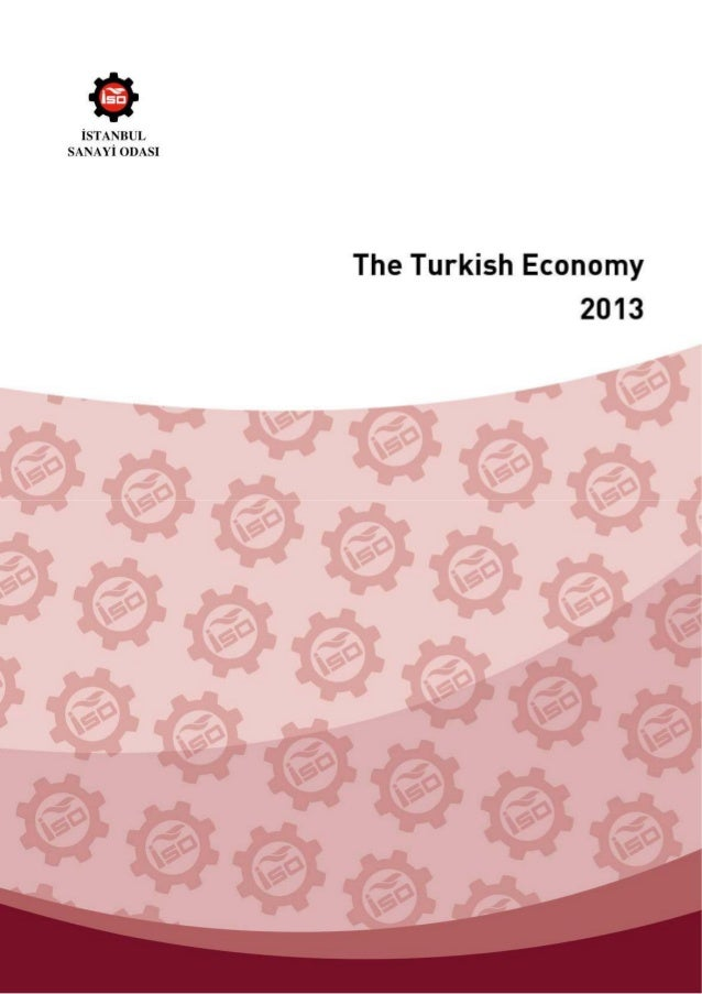 The Turkish Economy 2013 May 2013