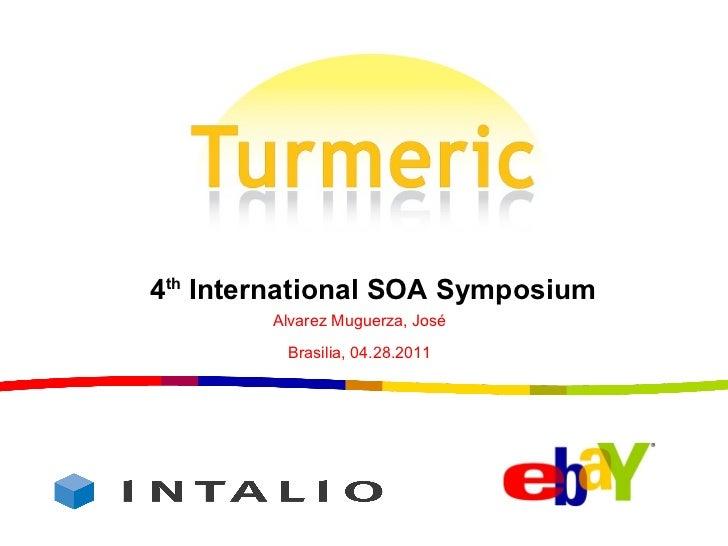 4 th  International SOA Symposium Alvarez Muguerza, José Brasilia, 04.28.2011