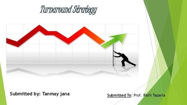 Business Turnaround Plan