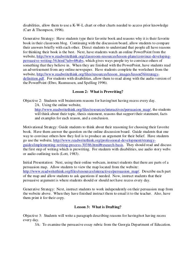 turner thesis lesson plan