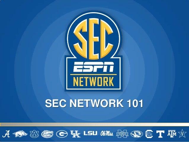 SEC NETWORK 101