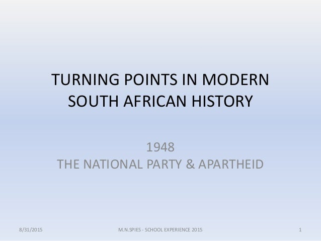 Turning points in modern history , Teaching company CD 24 lectures/guide