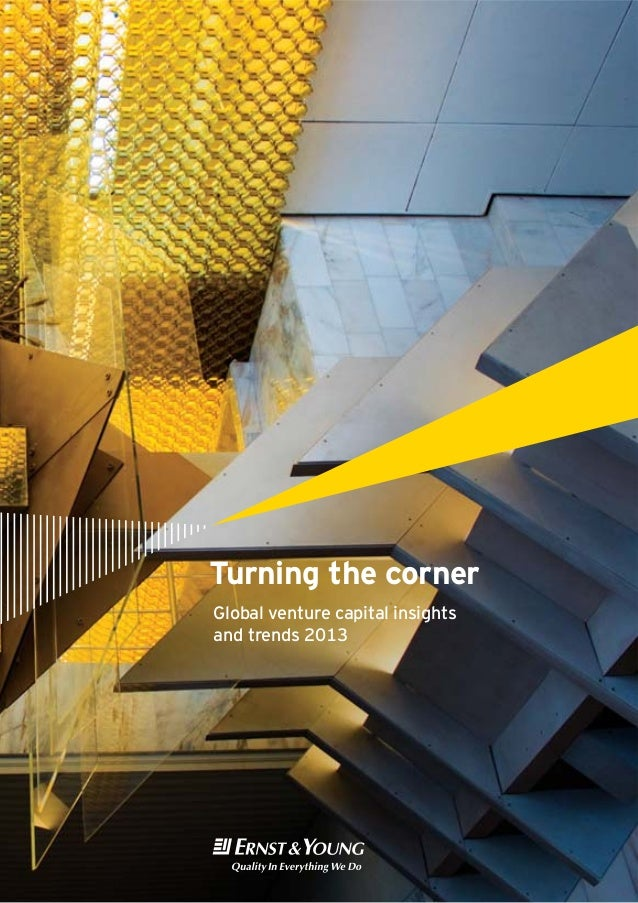 Turning the corner Global venture capital insights and trends 2013