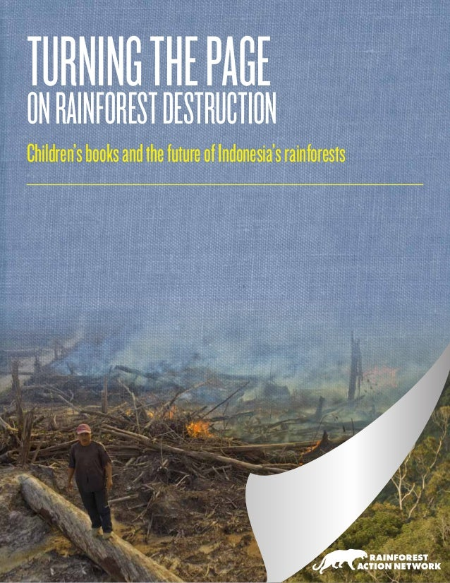 TurningthePage onRainforestDestruction Children'sbooksandthefutureofIndonesia'srainforests