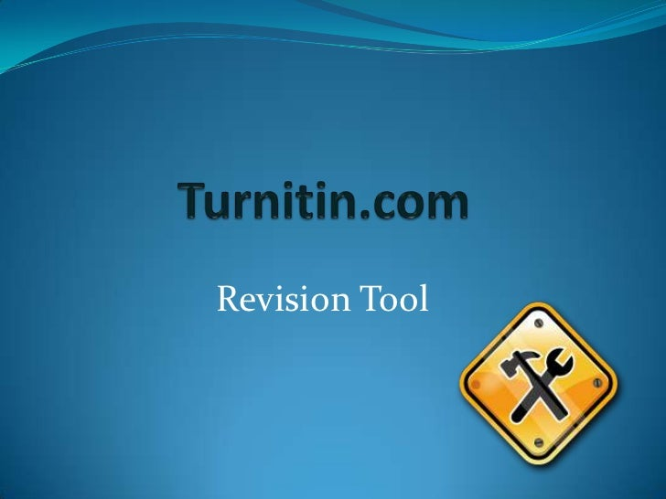 Turnitin   vollaro