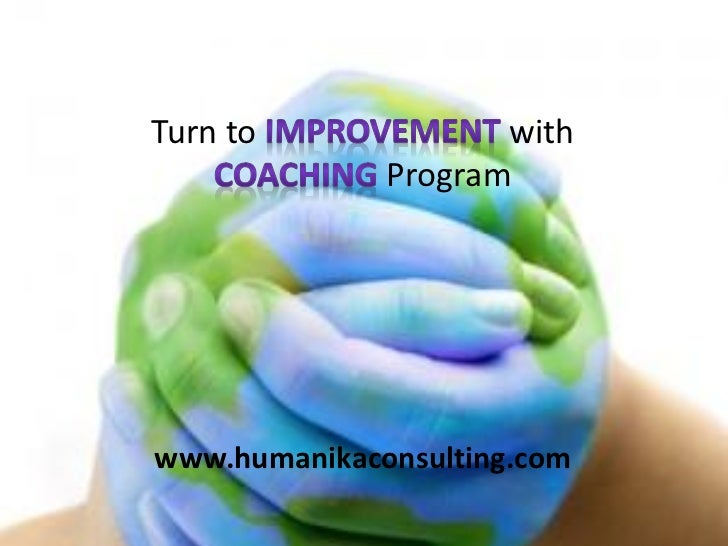 Turn to              with              Programwww.humanikaconsulting.com