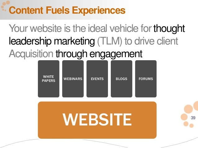 Turn your website into a client engagement tool