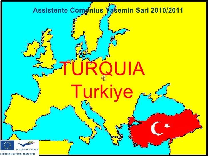 Turquia, Turkey