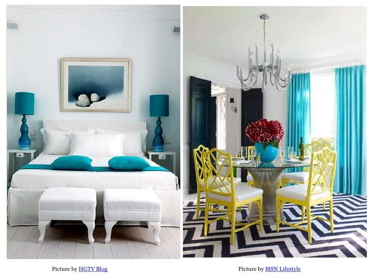 Turquoise- Color of the Year 2010