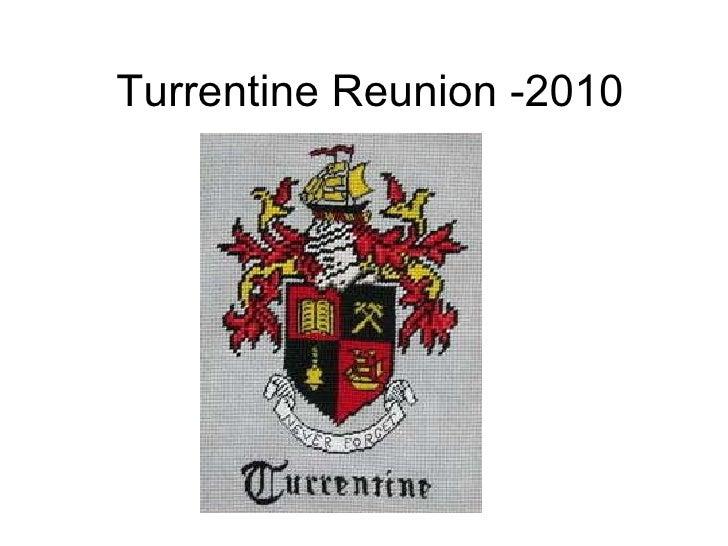 Turrentine reunion  2010
