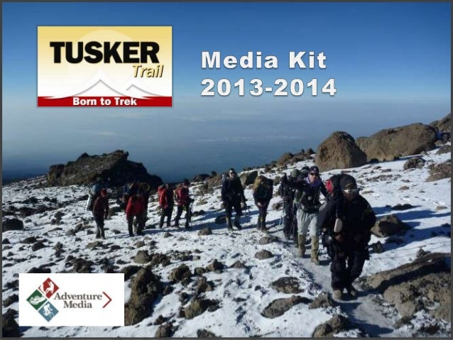 Tusker Trail Media Kit 2013-2014