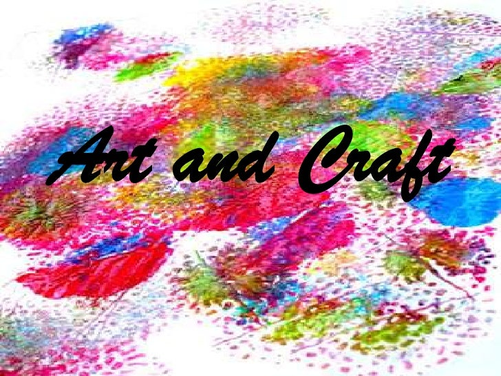 Art and craft for Arts and crafts style prints