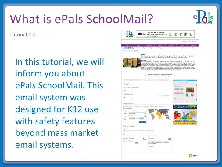 What is ePals SchoolMail? In this tutorial, we will inform you about ePals SchoolMail. This email system was  designed for...