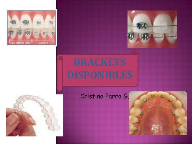BRACKETSDISPONIBLES  Cristina Parra G.