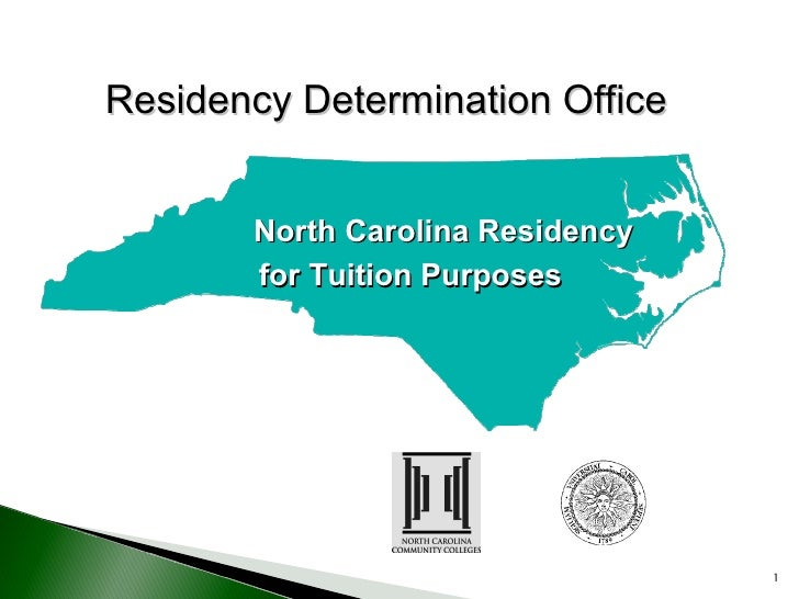 Residency Determination Office