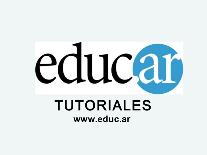 Tutorial de-slideshare