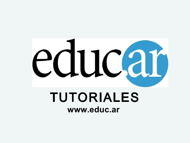 Tutorial de-slideshare-3744