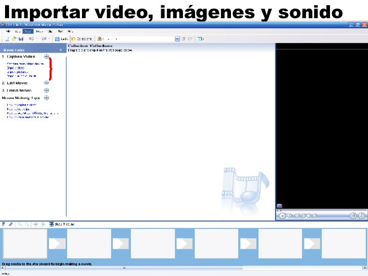 Descargar Movie Maker Microsoft Windows Xp