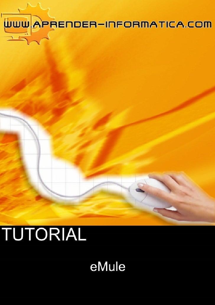 descargar, instalar y configurar eMule
