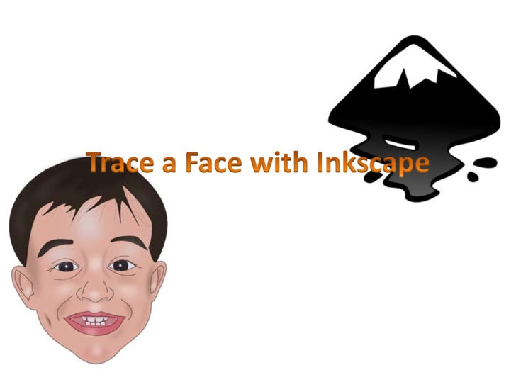 Trace a Face with Inkscape<br />