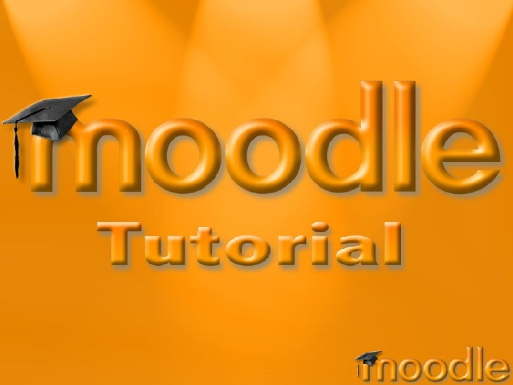 Tutorial Moodle Edutic 2007