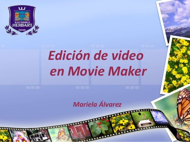 Tutorial movie-maker