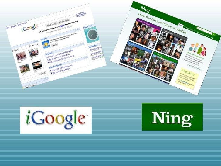 Ning & iGoogle Tutorial