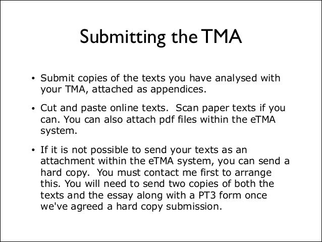 k101 tma03 essay Free essays on b716 tma 03 open university for students use our papers to help you with yours 1 - 30  dd101 tma03 tma 03 part 1: using the data in figure 1 and .