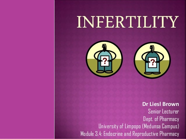 Infertility And Its Management