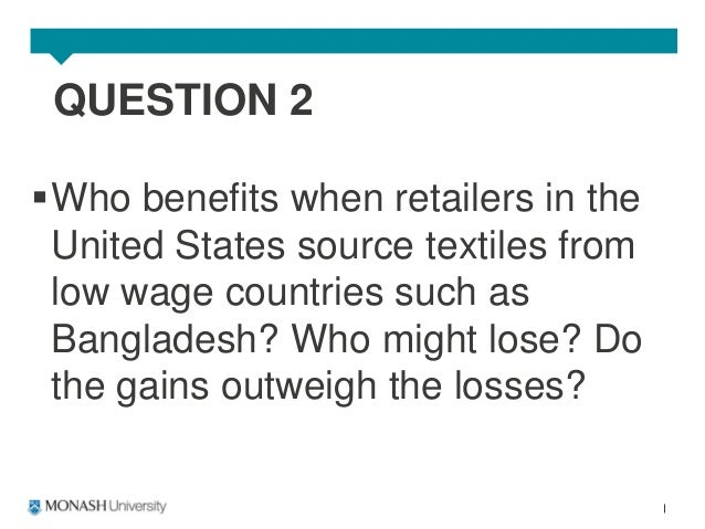 what international trade theory or theories best explain the rise of bangladesh as a textile exporti The economics of international trade why do nations export why do nations import trade specialization the theory of to import goods and services.