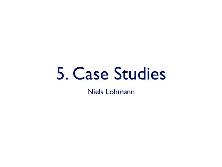 Verification with LoLA: 5 Case Studies