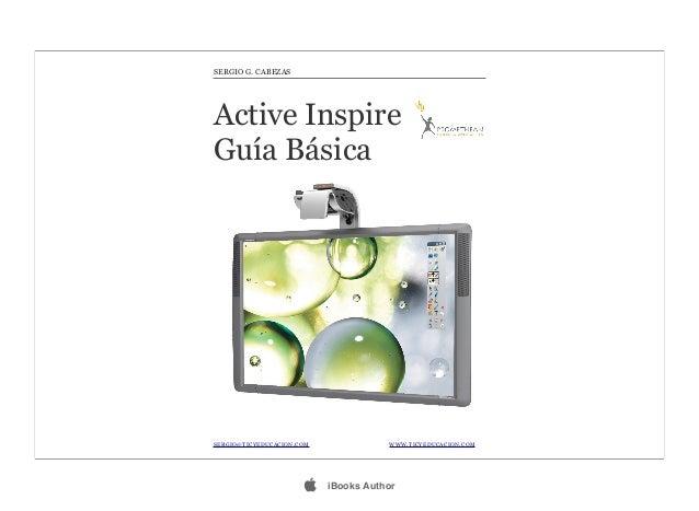 Tutorial active inspire básico