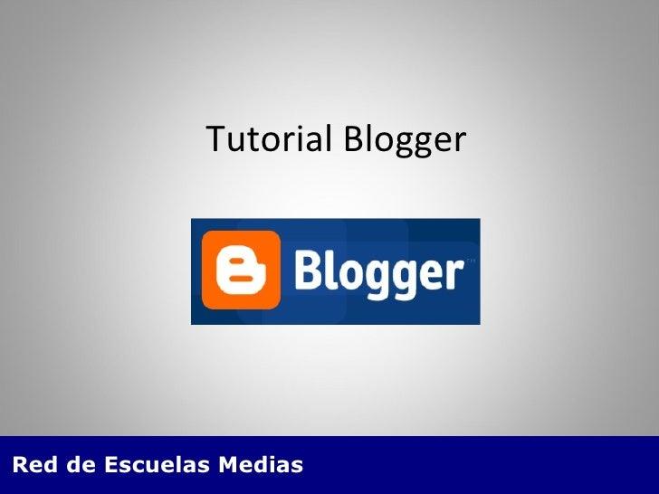 Tutorial Blogger