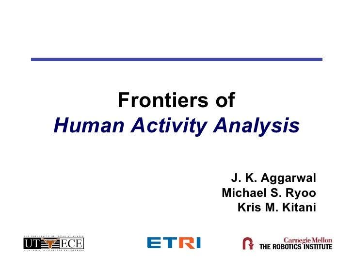 cvpr2011: human activity recognition - part 4: syntactic