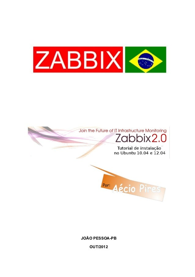 Tutorial de instalacao_do_zabbix_2.0.0
