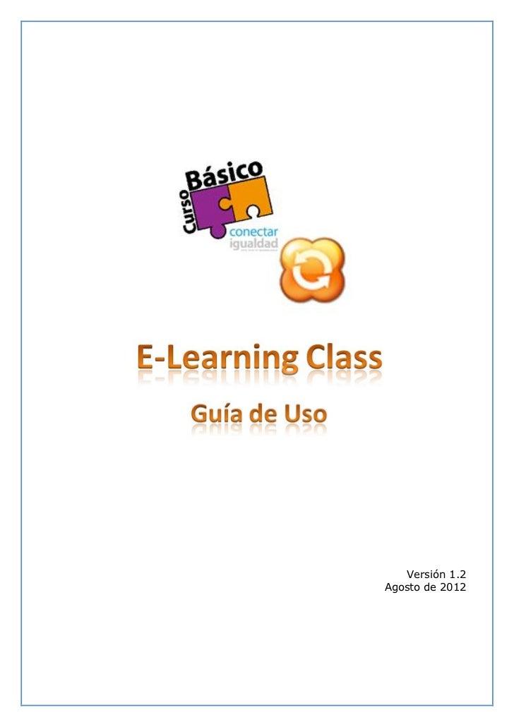 Tutorial e learning class guia de uso