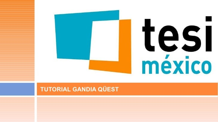 Tutorial Quest: Introducción a Gandia Qüest