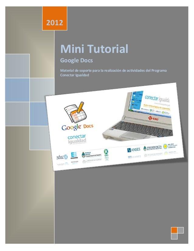 Tutorialgoogledocelc 120725214101-phpapp01
