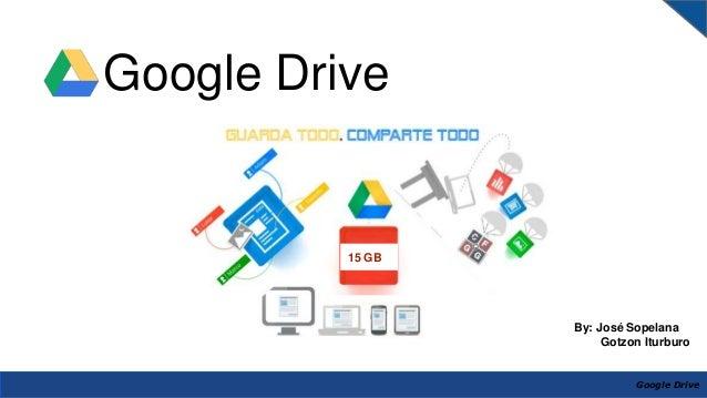 Tutorial google drive jsopelana.