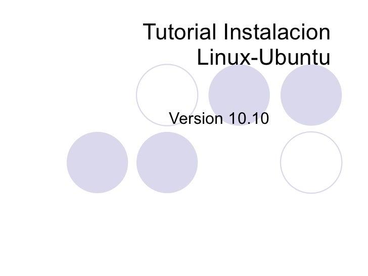 Tutorial linux