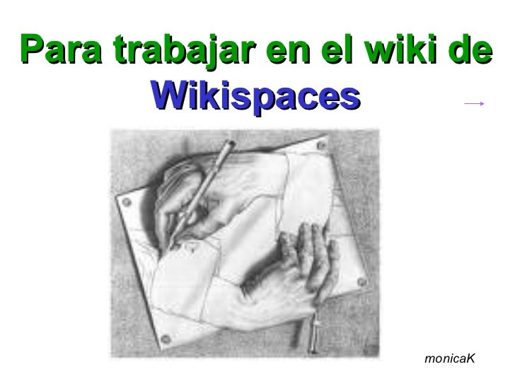 Tutorial  Para Wiki De Wikispaces Prestic