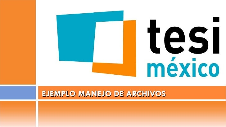 Tutorial HAPI: Proceso manejo de archivos