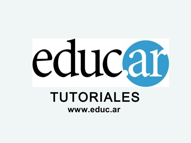 Tutorial slideshare