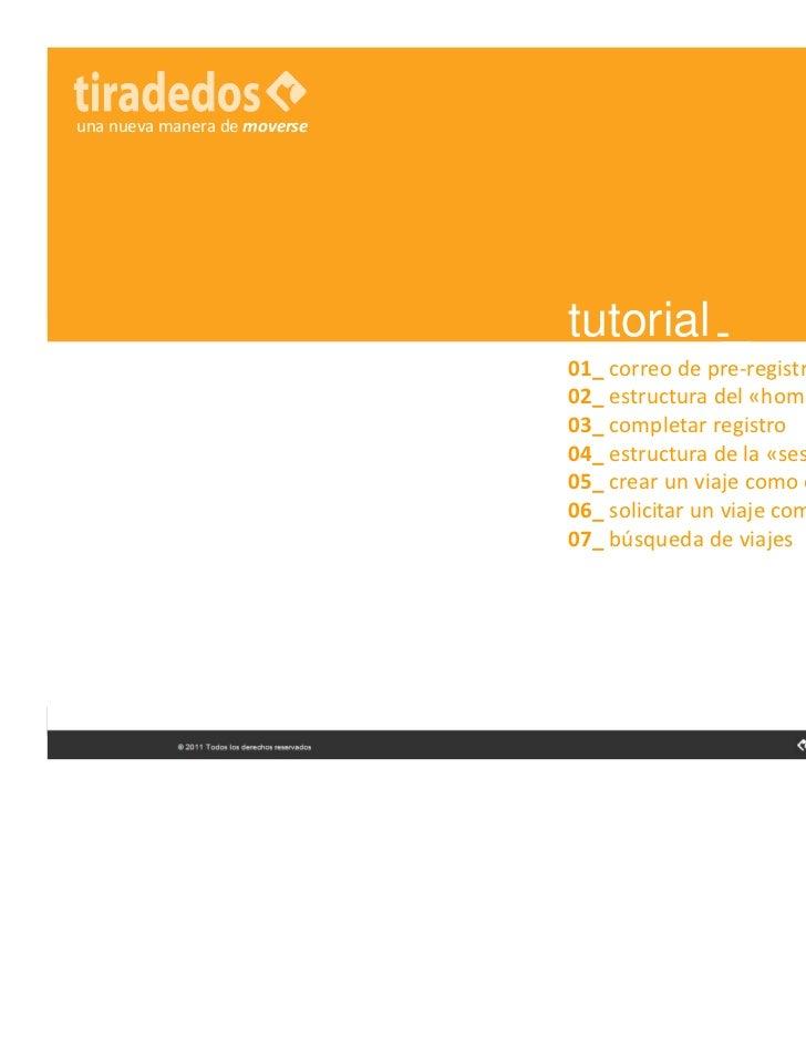 una nueva manera de moverse                              tutorial -_                              01_ correo de pre-regist...