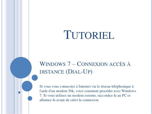 Tuto windows 7 dial_up_connexion