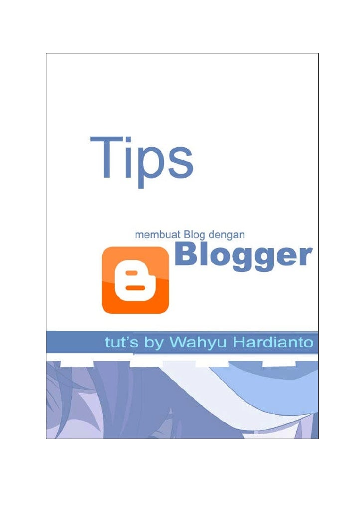 Tuts blog by wahyu